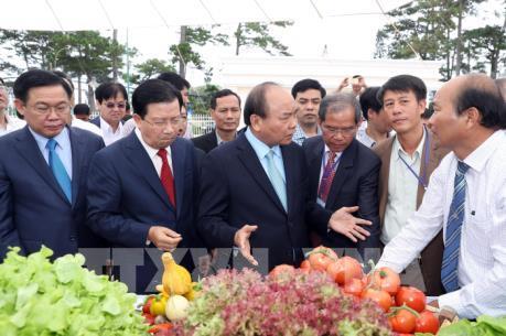 Thủ tướng đề ra mục tiêu phát triển cho ngành nông nghiệp Việt Nam