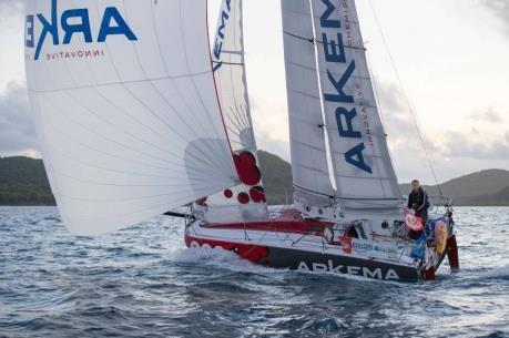 Chế tạo thuyền từ công nghệ 3D vượt Đại Tây Dương