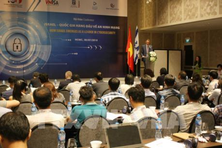 Doanh nghiệp Việt Nam và Israel kết nối hợp tác trong lĩnh vực an ninh mạng