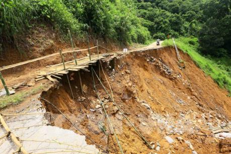 Dự báo thời tiết 10 ngày tới: Bắc Bộ tiếp diễn mưa lớn, đề phòng lũ quét và sạt lở đất