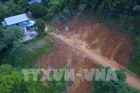 Cảnh báo nguy cơ sạt lở đất và lũ quét tại các tỉnh vùng núi phía Bắc