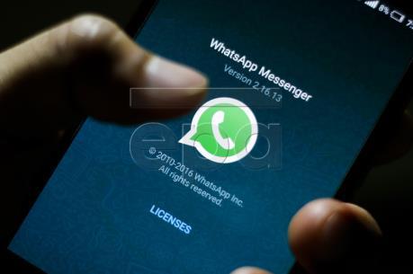 """Cơ hội trở thành """"thượng đế"""" đầu tiên trên thế giới thanh toán trên WhatsApp"""