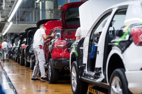 Mỹ và Mexico tiến gần thoả thuận nguyên tắc về ô tô trong NAFTA