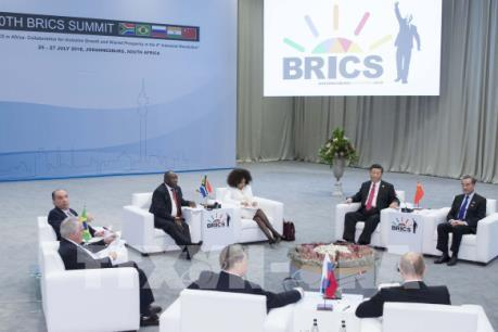 """BRICS có thêm """"xung lực"""" mới"""