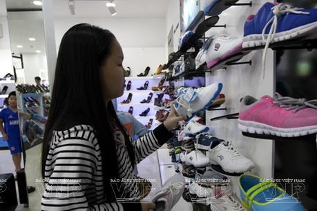 Biti's ứng dụng công nghệ thông minh vào sản phẩm giày dép