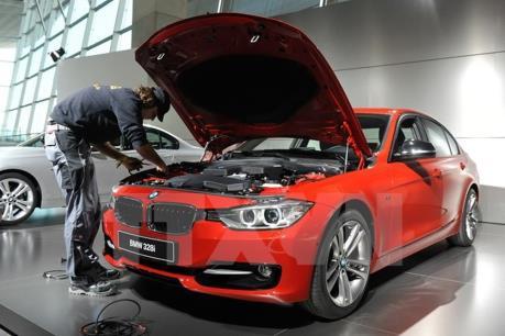 Chính phủ Hàn Quốc khuyến cáo hạn chế lái xe BMW trong diện triệu hồi