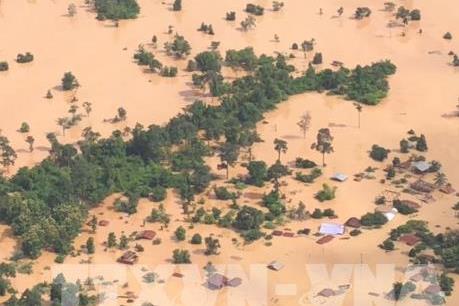 Lào ngừng xem xét các dự án đầu tư mới vào thủy điện sau vụ vỡ đập Sepien-Senamnoy