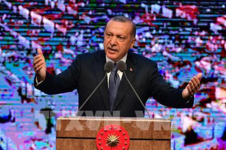 Thổ Nhĩ Kỳ dự định lần đầu tiên phát hành trái phiếu mệnh giá bằng đồng NDT