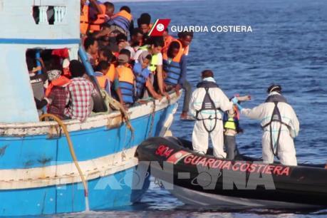 Châu Âu đối mặt với tình trạng người di cư bất hợp pháp tăng cao