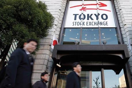 Đồng yên tăng nhẹ, nhà đầu tư chứng khoán giao dịch cầm chừng