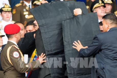 Quốc hội Lập hiến Venezuela lên án vụ ám sát hụt Tổng thống N. Maduro