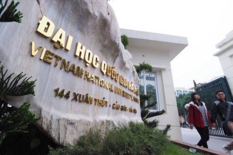 Điểm chuẩn Đại học Quốc gia Hà Nội 2018