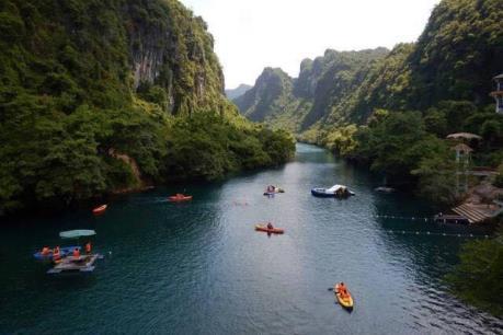 Thêm 44 hang động mới được phát hiện tại Phong Nha - Kẻ Bàng