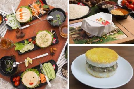 Cơm kẹp thương hiệu Việt thâm nhập vào hàng loạt cửa hàng tiện lợi uy tín của nước ngoài