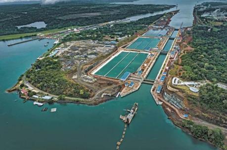 Cầu thứ 4 trên kênh đào Panama sẽ do Trung Quốc xây