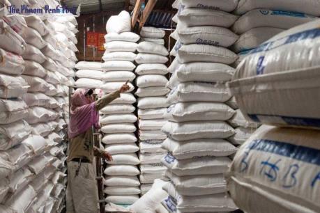 Xuất khẩu gạo của Campuchia sụt giảm