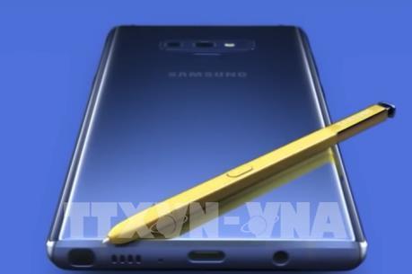Samsung sẽ ra mắt điện thoại Galaxy Note 9 vào ngày 9/8 tới