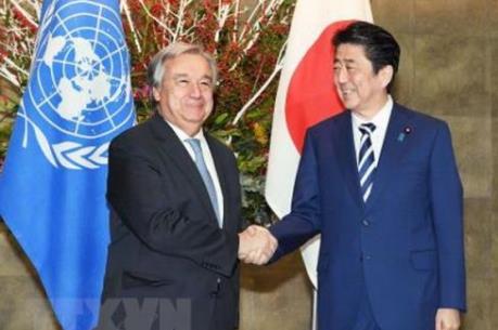 Nhật Bản và Liên hợp quốc nhất trí duy trì trừng phạt Triều Tiên