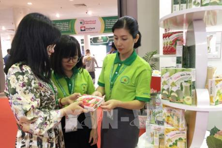 550 doanh nghiệp tham gia triển lãm quốc tế  chuyên ngành thực phẩm, đồ uống Việt Nam