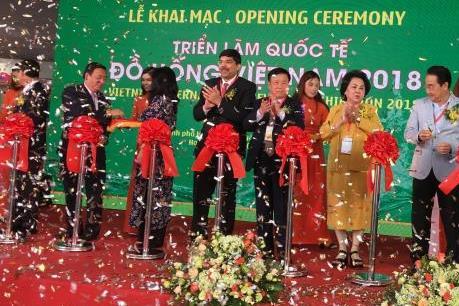 Tân Hiệp Phát đồng hành cùng triển lãm quốc tế Vietfood & Beverage – Propack lần thứ 22