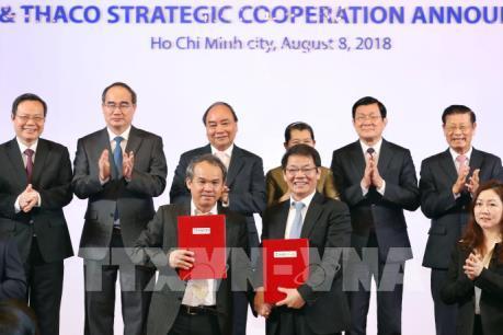 Thủ tướng khuyến khích doanh nghiệp hợp tác hiện đại hóa nông nghiệp