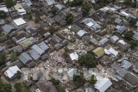 Indonesia thiệt hại trên 340 triệu USD do động đất ở đảo du lịch Lombok
