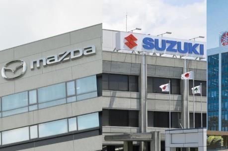 Ba hãng ô tô Nhật thừa nhận giả mạo dữ liệu khí phát thải