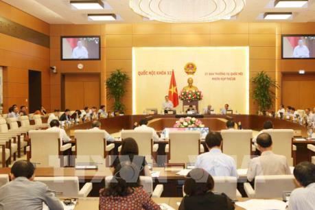Ủy ban Thường vụ Quốc hội cho ý kiến về dự án Luật Chăn nuôi