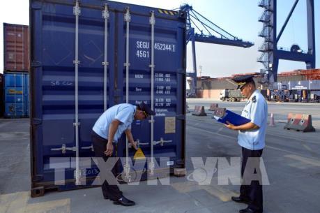 Công bố hệ thống quản lý và giám sát hải quan tự động tại cảng biển Cái Lân