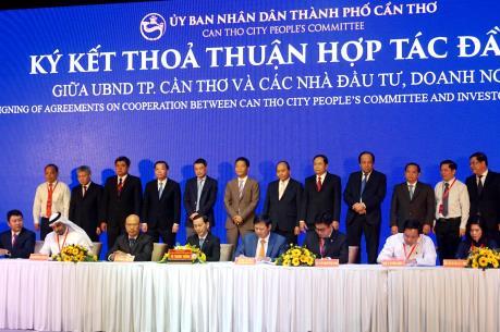 Vietjet Air và Cần Thơ ký kết thỏa thuận hợp tác