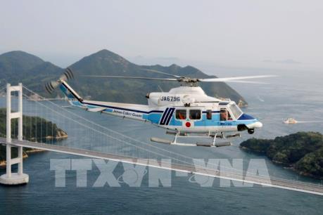 Tin mới nhất về các thành viên trên chiếc trực thăng cứu hộ gặp nạn tại Nhật Bản