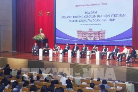 Doanh nghiệp Việt vươn ra thế giới: Cần nhận định rõ khó khăn, thách thức và cơ hội