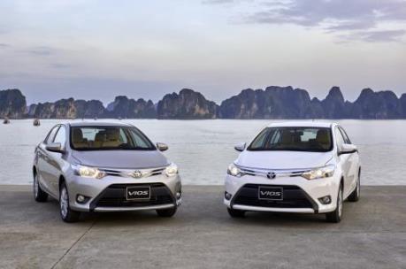Toyota Việt Nam tiếp tục triệu hồi gần 12.000 xe do liên quan đến túi khí