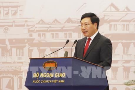 Ngoại giao Việt Nam làm tốt vai trò tạo kết nối, thúc đẩy hội nhập kinh tế quốc tế