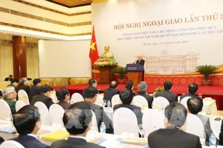 Thứ trưởng Bùi Thanh Sơn: Các nước lớn cạnh tranh khốc liệt về kinh tế và công nghệ