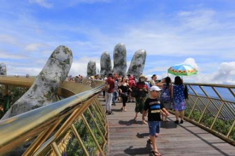 Đà Nẵng thành điểm du lịch hè ưa thích nhất của dân hàn quốc