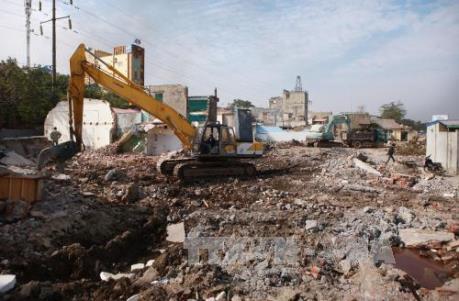 Ngày 15/8 sẽ cưỡng chế thu hồi đất giao mặt bằng cho dự án VSIP Nghệ An