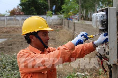 Bình Định niêm yết giá điện tại các khu nhà trọ