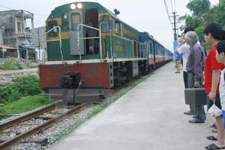 Đường sắt chạy thêm hàng trăm chuyến phục vụ cao điểm Hè
