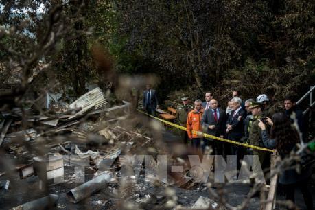 Thương vong nghiêm trọng trong vụ cháy viện dưỡng lão tại Chile