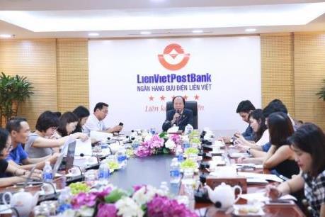 LienVietPostBank bất ngờ điều chỉnh giảm nhiều chỉ tiêu kinh doanh
