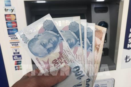 Đồng lira của Thổ Nhĩ Kỳ tiếp tục rớt giá so với đồng USD