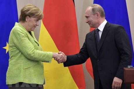 Những kỳ vọng vào cuộc gặp thượng đỉnh Nga-Đức sắp tới