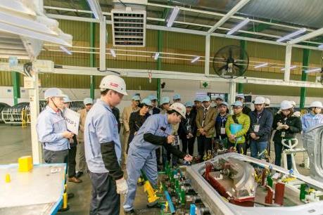 Toyota hỗ trợ doanh nghiệp Việt Nam nâng cao năng suất lao động