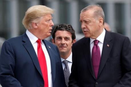 Nếu Mỹ áp thêm các biện pháp trừng phạt, Thổ Nhĩ kỳ sẽ tiếp tục đáp trả