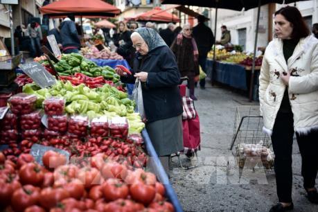 """Những thách thức thời """"hậu cứu trợ"""" tại Hy Lạp"""