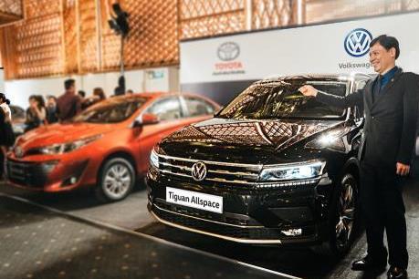 Volkswagen mang 7 mẫu xe thuộc các phân khúc đến triển lãm ô tô Việt Nam 2018