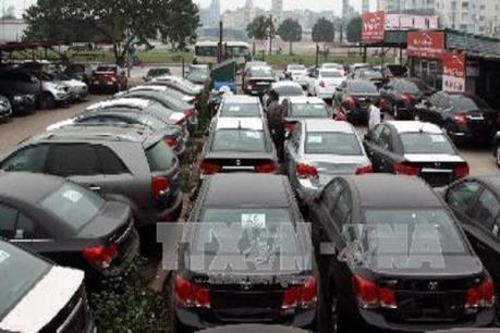 Ô tô của Hàn Quốc không bị Mỹ áp thuế nhập khẩu