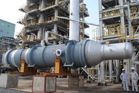 Nhà máy Đạm Cà Mau bắt đầu đợt bảo dưỡng quy mô lớn nhất