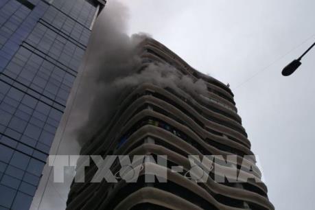 Cháy lớn tại Mumbai, 20 người thương vong